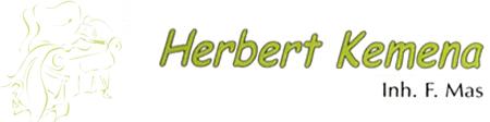 Herbert Kemena - Inhaber Francisco Mas - Logo